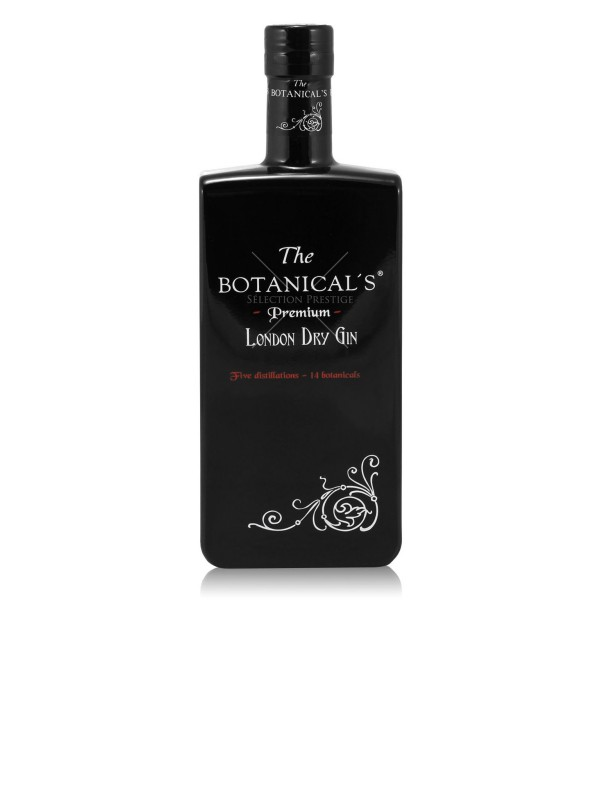 The Botanical's Premium London Dry Gin 70 cl 42,5% alk