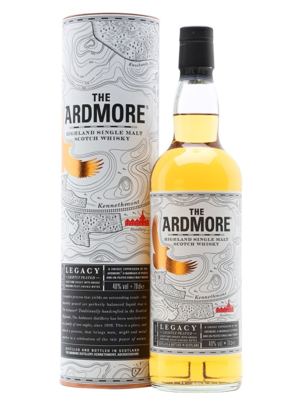 Whisky Ardmore Legacy 40% 0,7 l