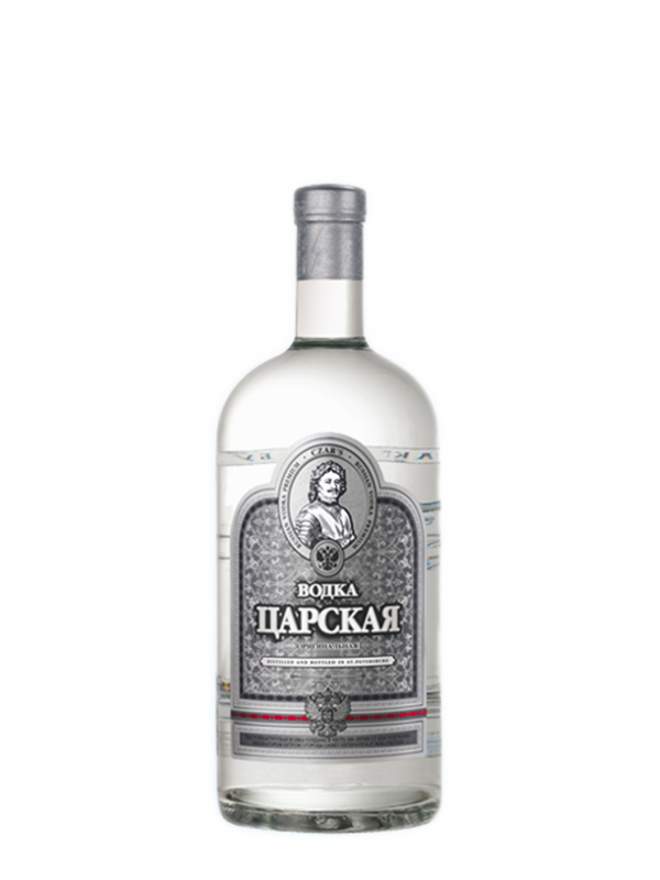 Vodka Carskaja originaljnaja 0,7 l