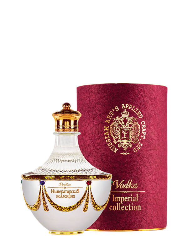 Vodka Imperial Collection dar. emb.,  0,7 l