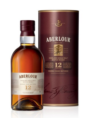 Whisky Aberlour Double Cask Matured 12 let 0,7 l 40% alk.