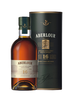 Whisky Aberlour 16 yo Double Cask Matured 40%  0,7 l