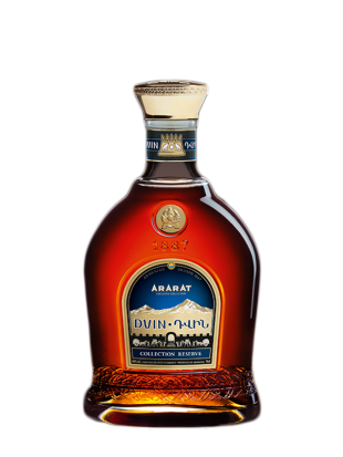Armenski brandy Ararat  Dvin Collection Reserve 0,7 l