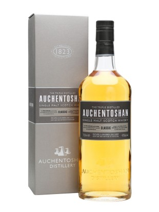 Auchentoshan Classic Single Malt Scotch Whisky 0,7 l 40% alk.
