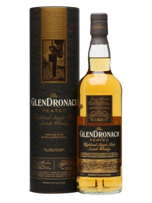 Whisky Glendronach Peated 46% 0,7 l