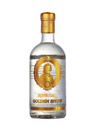Vodka Imperial Collection Golden Snow 1,0 l