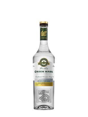Vodka Green Mark Tradicionalna 0,5 l