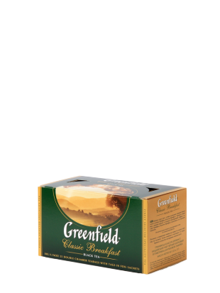 ČRNI ČAJ GREENFIELD CLASSIC BREAKFAST filter 50 g