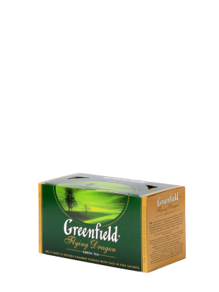 ZELENI ČAJ GREENFIELD FLYING DRAGON filter 50 g