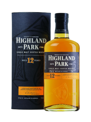 Whisky Highland Park 12 yo 0,7 l