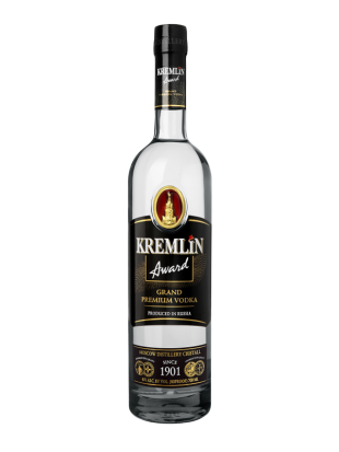 Vodka Kremlin Award 40% 0,7 l