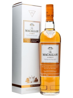 Whisky Macallan Amber  The 1824 Series 40% 0,7 l