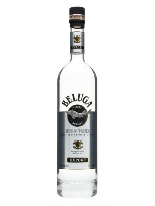 Vodka Beluga Noble 1 L 40% alk.