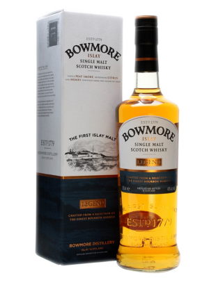 Whisky Bowmore Legend