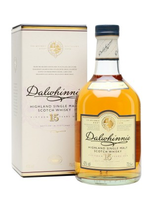 Whisky Dalwhinnie Single Malt Whisky 15 let 70 cl 43% alk.