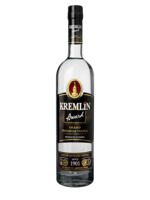 Vodka Kremlin Award  1,0 l