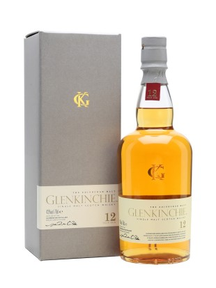 Whisky Glenkinchie 12 yo 43% 0,7 l
