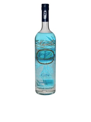 Magellan The Original Blue Iris Flavoured Gin 1,0 l 41,3% alk.