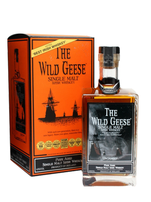 The Wild Geese Rare Irish Whiskey 43% 0,7 l