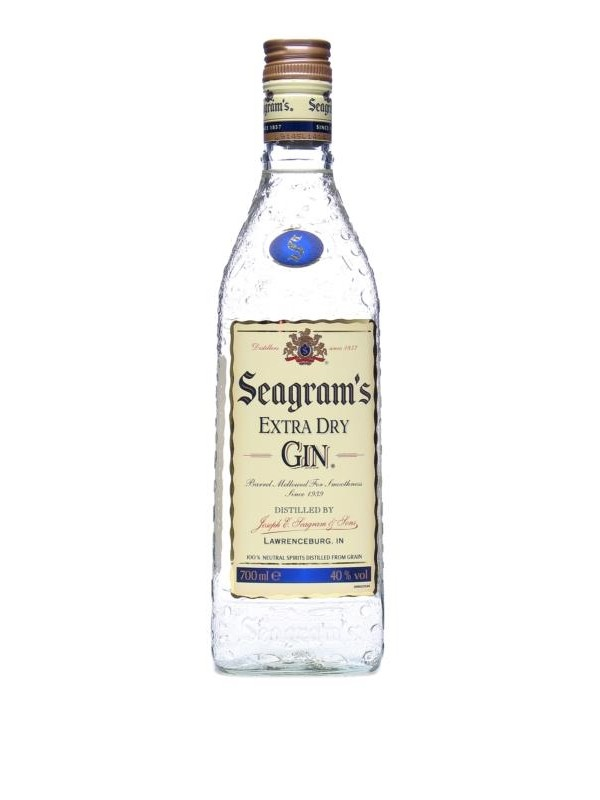 Seagram's Extra Dry Gin 0,7 l 40% alk.